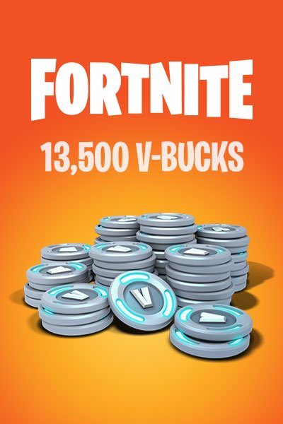 Fortnite 13500 V-Bucks PC