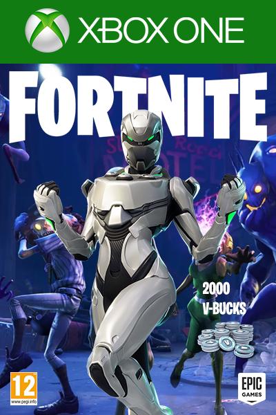 Fortnite Eon Skin + 2000 V-Bucks DLC Xbox One