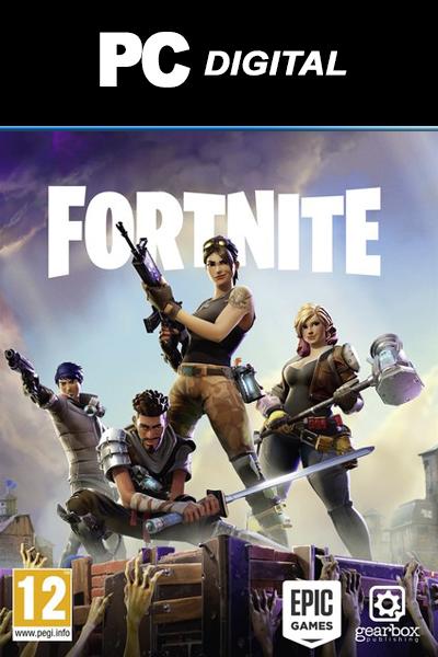 Fortnite Deluxe Edition PC + DLC