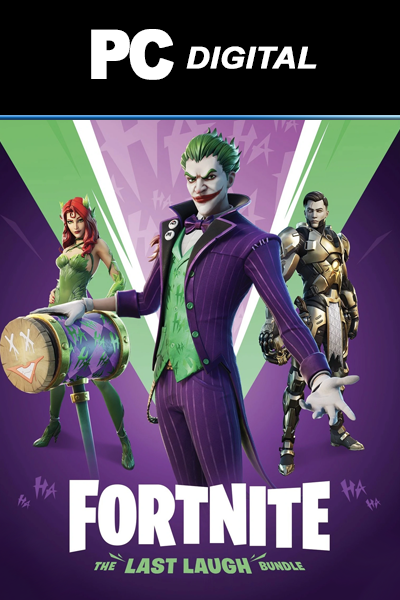 Fortnite - The Last Laugh Bundle DLC