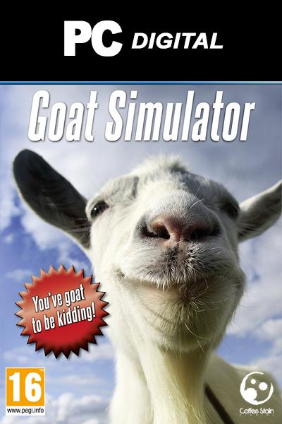 Goat Simulator PC