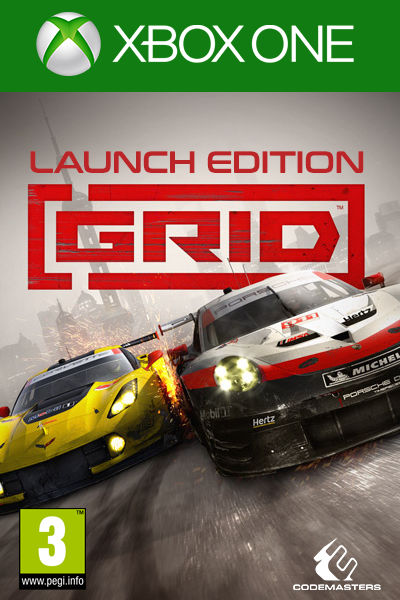 GRID 2019 Launch Edition Xbox One