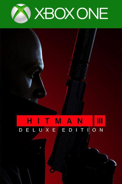 Hitman 3 Deluxe Edition Xbox One