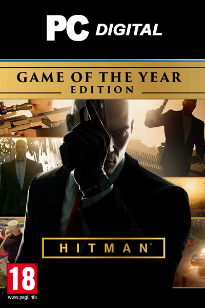 HITMAN - Game of The Year Edition PC
