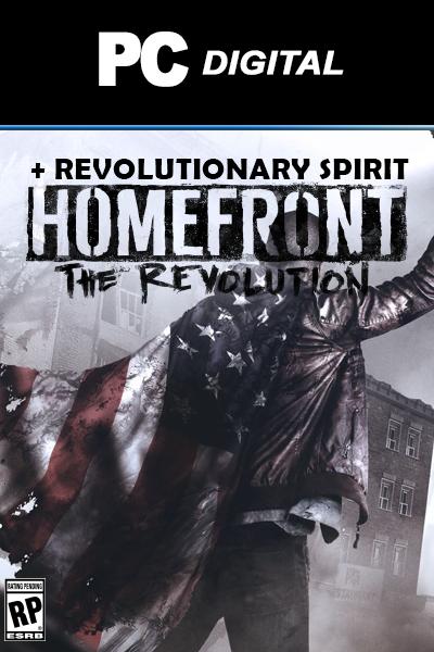Homefront: The Revolution + Revolutionary Spirit Pack PC