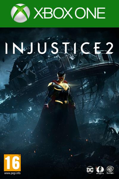 Injustice 2 Xbox One