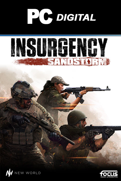 Insurgency: Sandstorm PC
