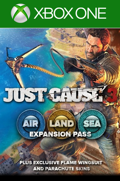 Just Cause 3: Air, Land & Sea Expansion Pass DLC Xbox One