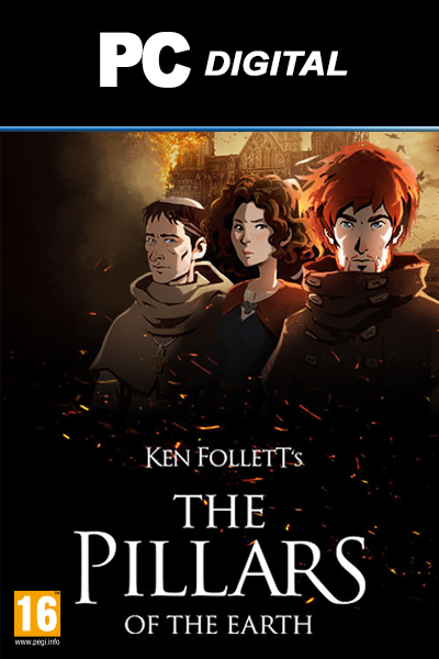 Ken Follett's The Pillars of the Earth PC