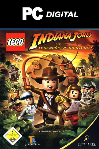 LEGO Indiana Jones: The Original Adventures PC