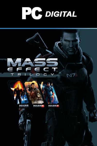 Mass Effect Trilogy PC