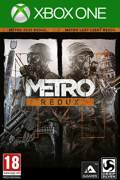 Metro Redux Bundle Xbox One