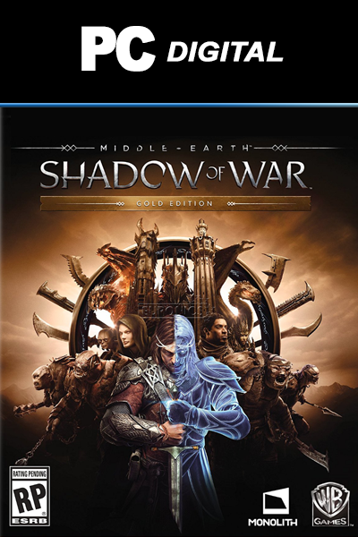 Middle-earth: Shadow of War (Gold Edition) PC