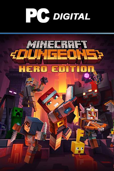 Minecraft: Dungeons Hero Edition PC