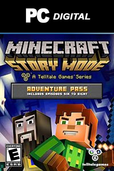 Minecraft: Story Mode - Adventure Pass DLC PC