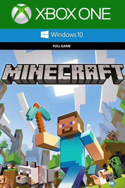 Minecraft Windows 10 Edition Xbox One