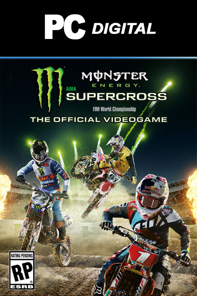 Monster Energy Supercross PC