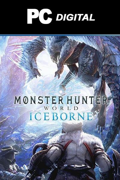 Monster Hunter: World - Iceborne DLC PC