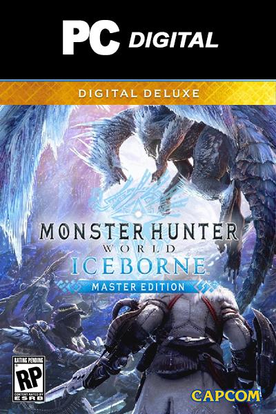 Monster Hunter World: Iceborne Master Edition Deluxe PC