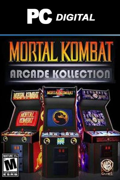 Mortal Kombat Arcade Kollection PC