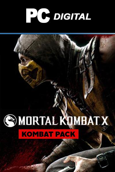 Mortal Kombat X - Kombat Pack DLC PC