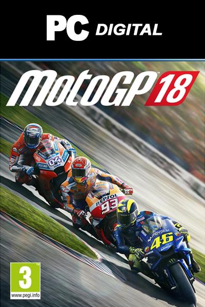 MotoGP 2018 PC