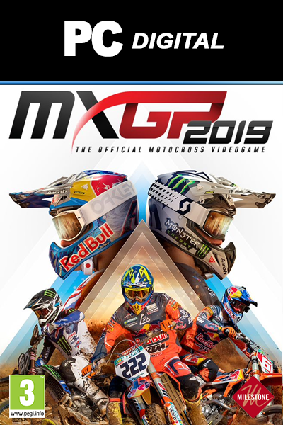 MXGP 2019: The Official Motocross Videogame PC