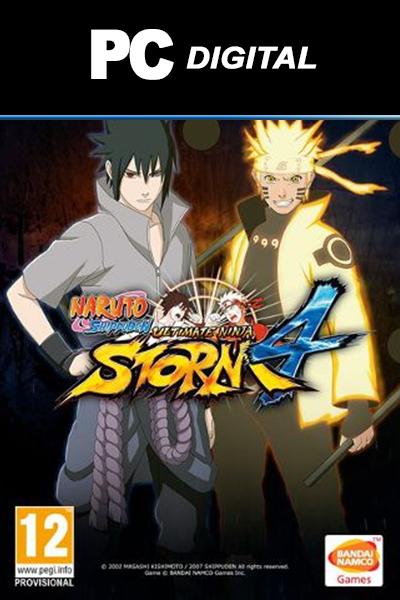 Naruto Shippuden: Ultimate Ninja Storm 4 PC