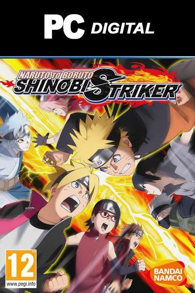 Naruto to Boruto: Shinobi Striker PC