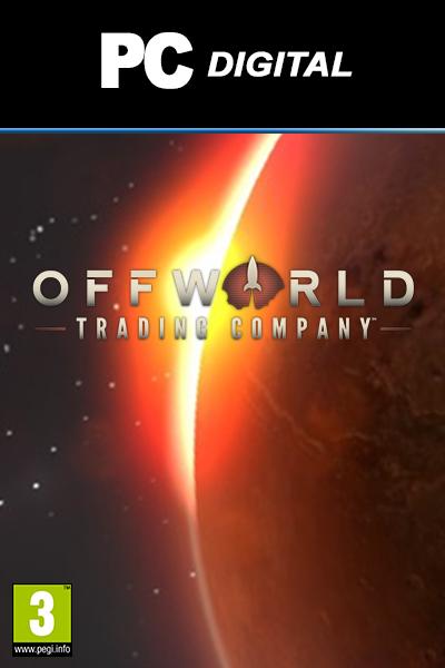 Offworld Trading Company PC