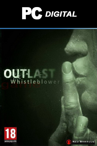 Outlast - Whistleblower DLC PC