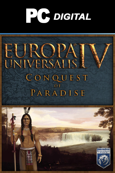 Europa Universalis IV: Conquest of Paradise DLC PC