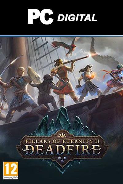 Pillars of Eternity II: Deadfire PC