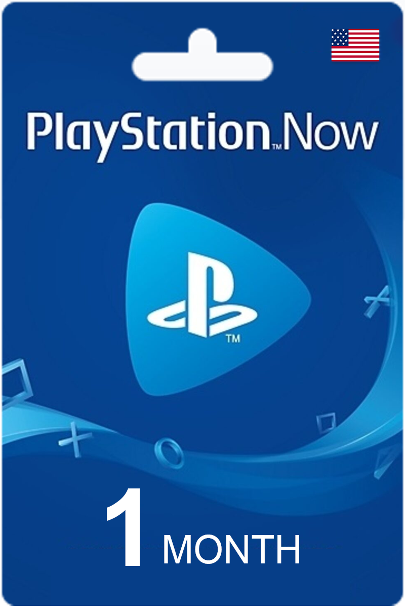 PlayStation Now 30 Dagen USA