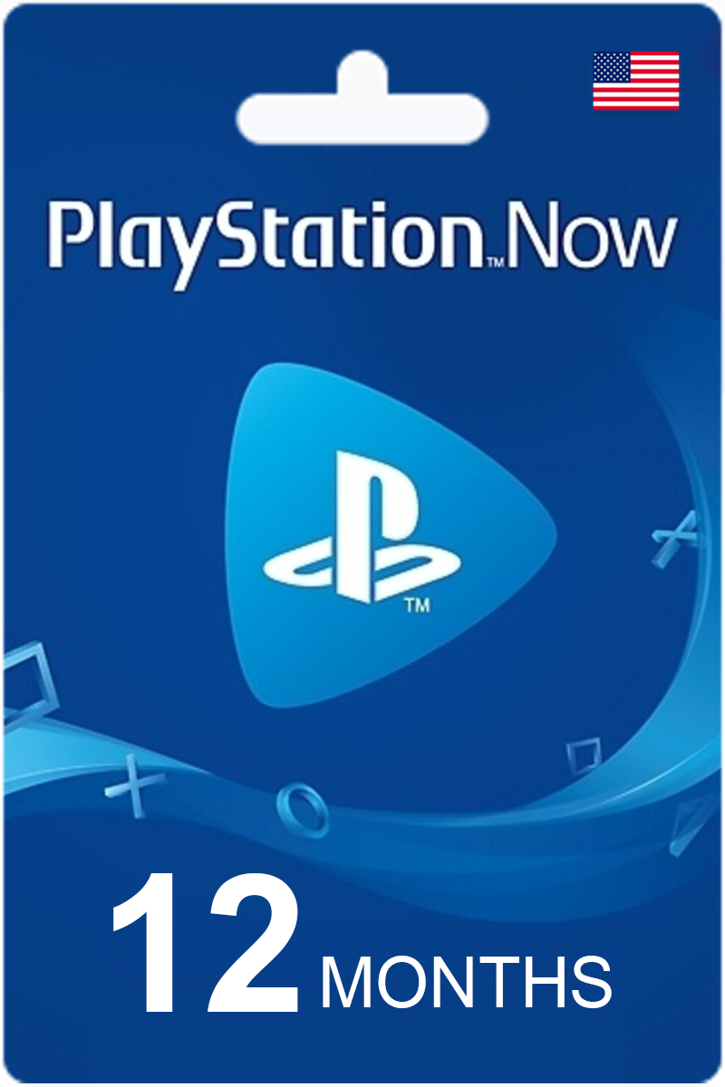 PlayStation Now 365 Dagen USA