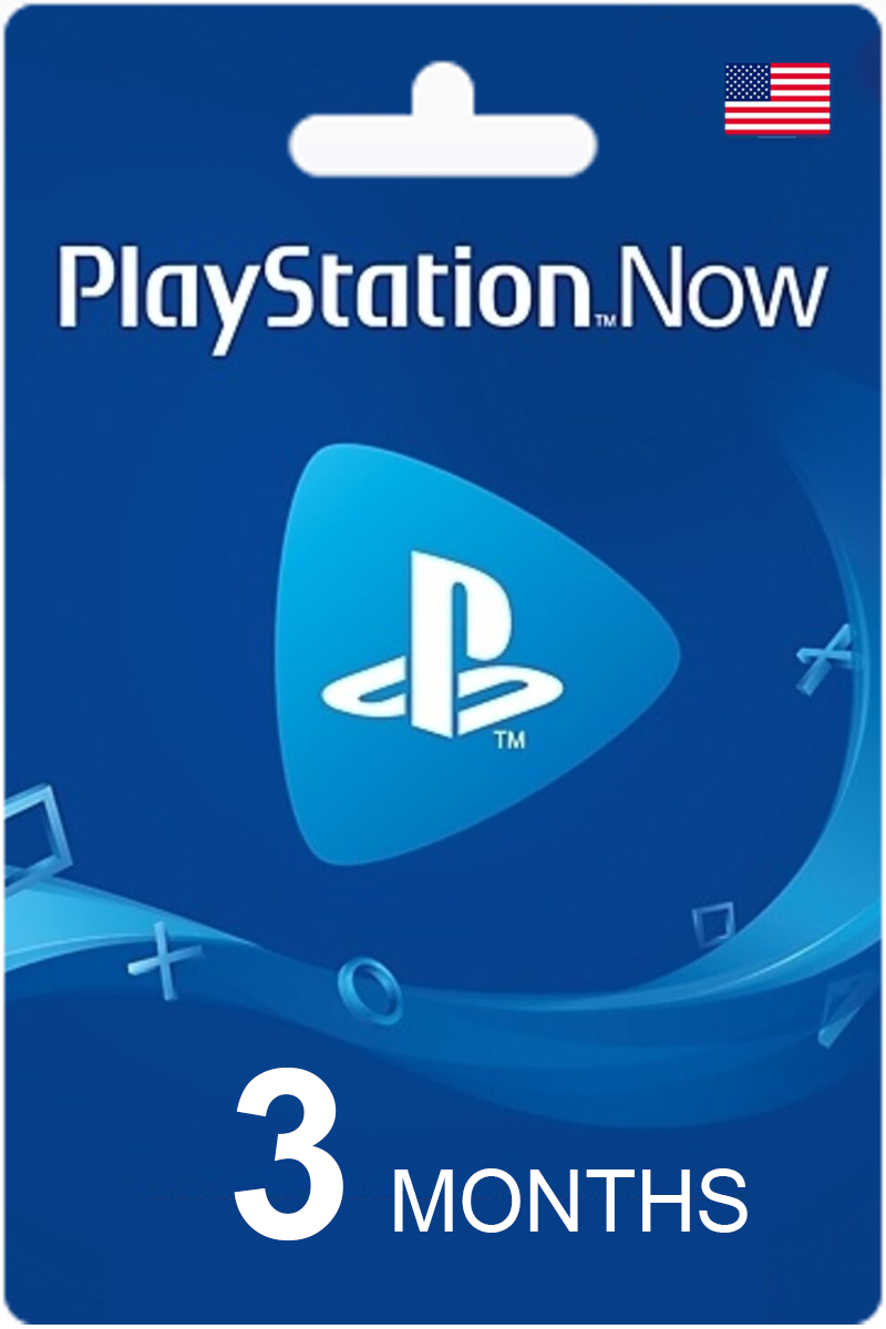 PlayStation Now 90 Dagen USA