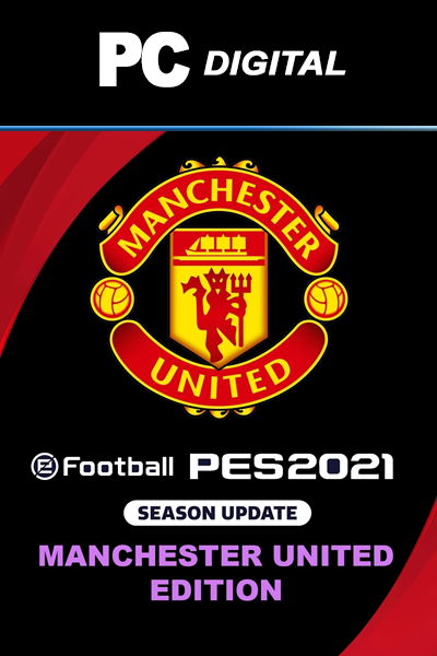 eFootball PES 2021 Season Update: Manchester United Edition PC