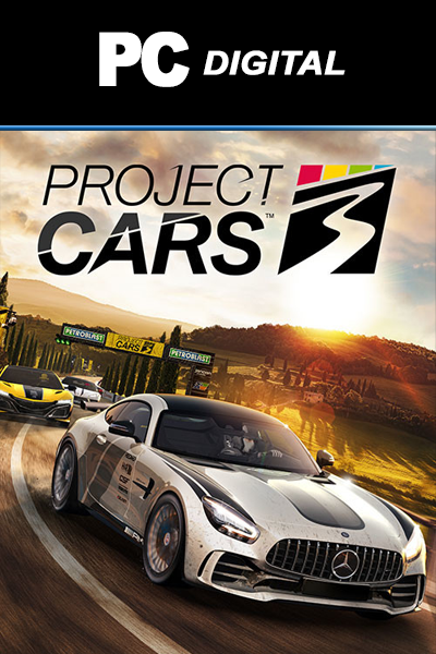 Project Cars 3 PC
