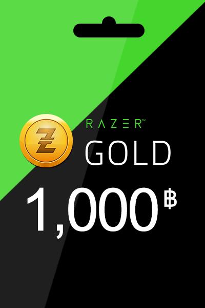 Razer Gold 1000 THB