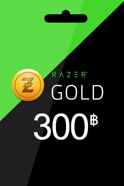 Razer Gold 300 THB