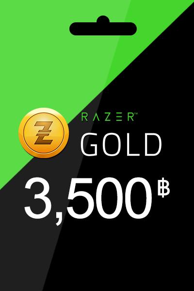 Razer Gold 3500 THB