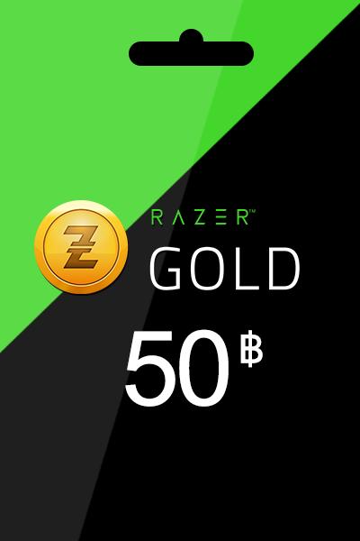 Razer Gold 50 THB