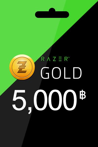 Razer Gold 5000 THB