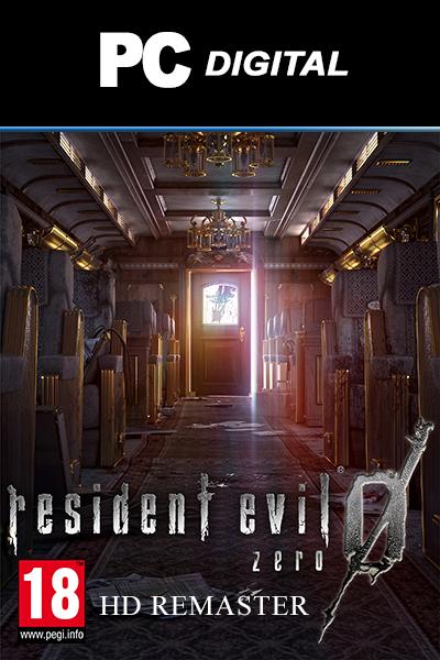 Resident Evil 0 / Biohazard 0 HD REMASTER PC
