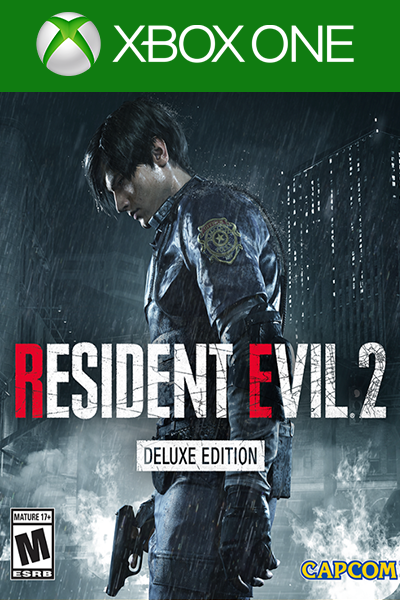Resident Evil 2 Remake Deluxe Edition Xbox One