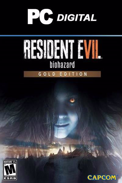 Resident Evil 7: Biohazard Gold Edition DLC PC
