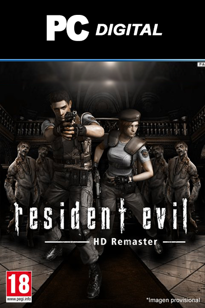 Resident Evil / Biohazard HD REMASTER PC