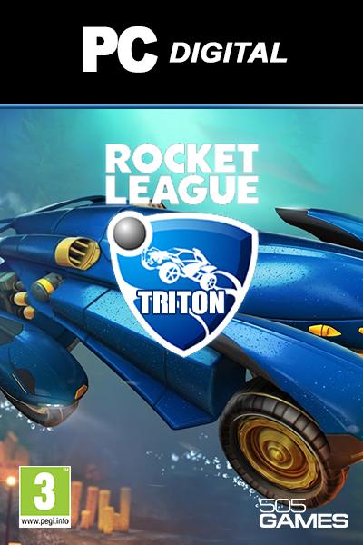 Rocket League - Triton DLC PC
