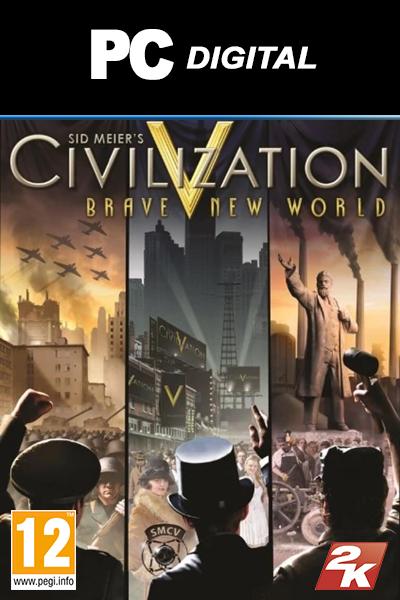 Sid Meier's Civilization V: Brave New World DLC PC