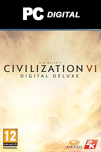 Sid Meier's Civilization VI Digital Deluxe PC